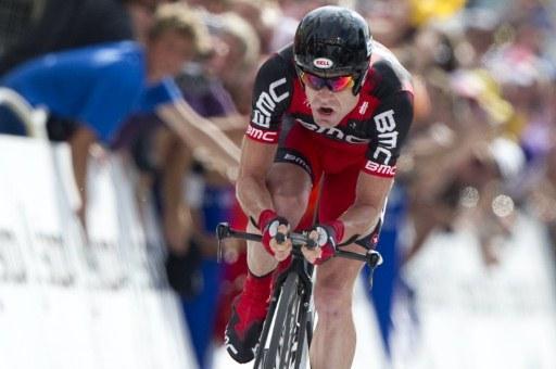 Cadel Evans wins the Tour de France