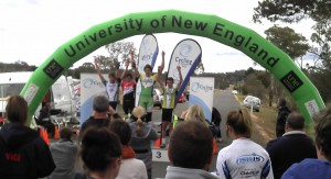 NSW State U17 Junior Men on the podium